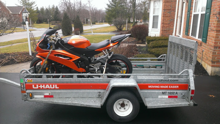 Anyone rent uhauls for trackdays?